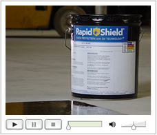 Rapidshield video icon